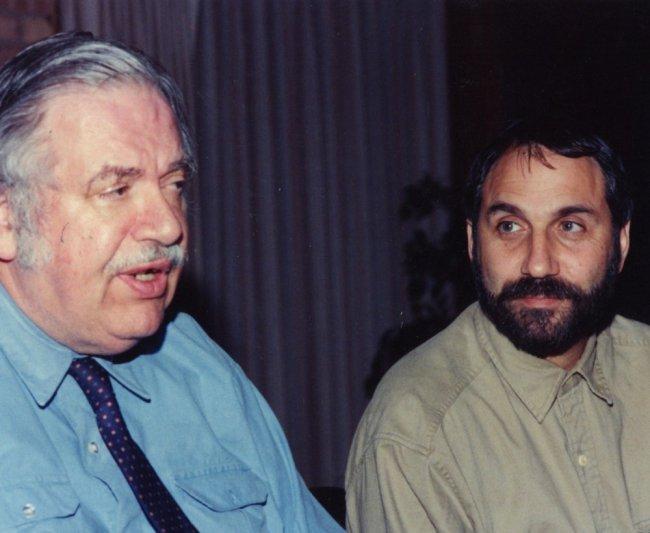 Moishe Rosen & Jhan Moskowitz