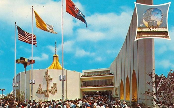 Vatican Pavilion