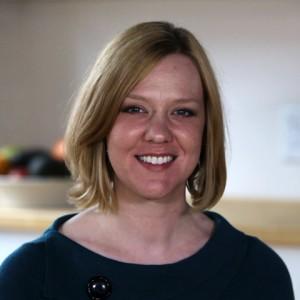 Rev. Emily Scott, Master Chef of St. Lydia's