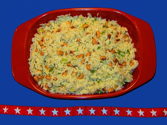 Jamaica Rice and Peas