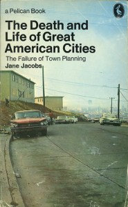 Jane Jacobs fought Robert Moses and wrote a classic critique of city panning as practiced at that time. A little known fact about Jacobs is that she modeled herself after her great aunt who was a Presbyterian Sunday school teacher and educator of Native Americans in Alaska.