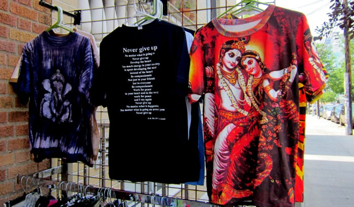 Mandalay Tibetan Store. Photo: Tony Carnes/A Journey through NYC religions