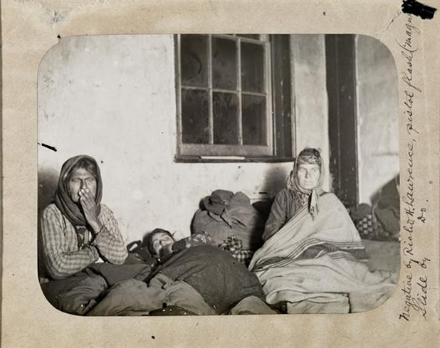 Arab Boarding House on Washington Street, Little Syria. Photo: Jacob Riis/Museum of the City of New York