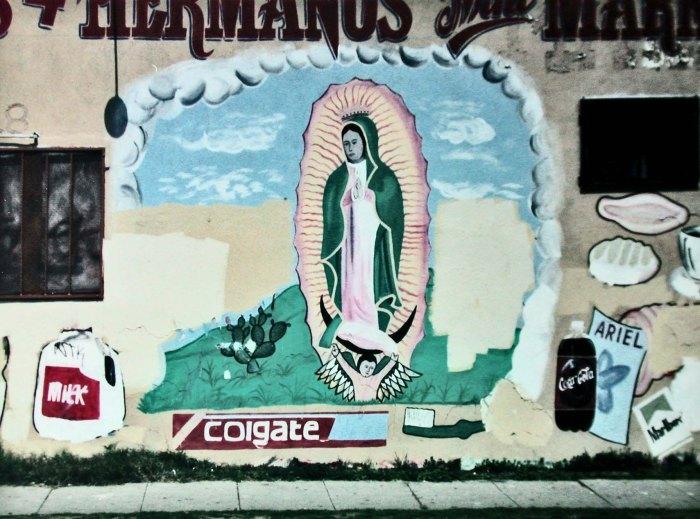 South LA tableau. Photo: Tony Carnes/A Journey through NYC religions