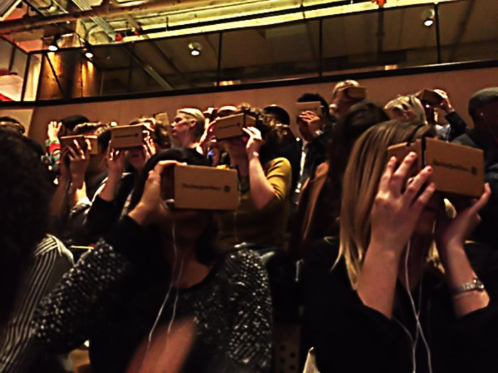 The launch of the New York Times VR is the latest iteration of disruptive digital technologies that go back to the founding of the digital world
