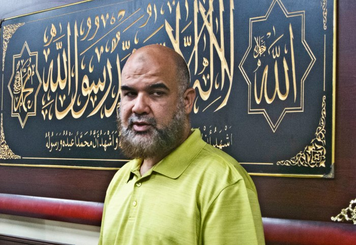 """If you kill one innocent soul, you kill all mankind,"" says Moroccan-born Imam Abdel Ghani."