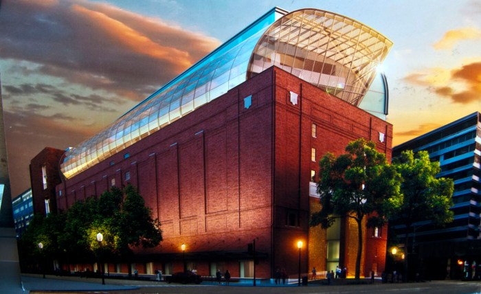 The Museum of the Bible will open Fall 2017.