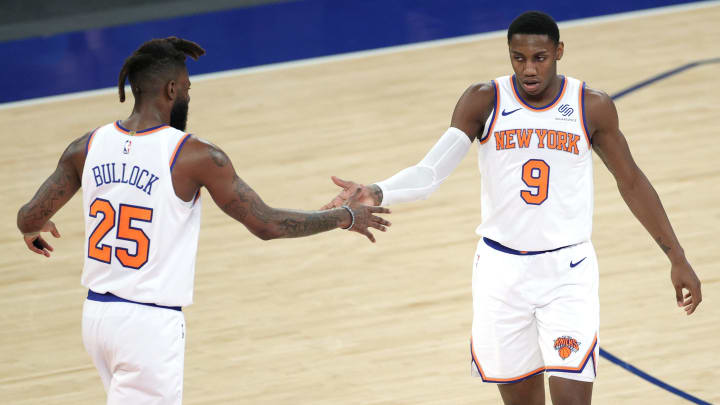 New York Knicks suman 9 victorias consecutivas | Sarah Stier/Getty Images.