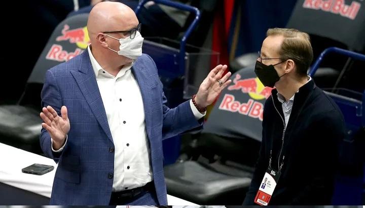 La alta gerencia de los Pelicans quedó muy molesta con la lesión de Zion Williamson | Sean Gardner/Getty Images