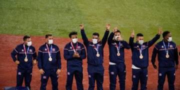 El béisbol es primer deporte de conjunto que da una medalla al país.