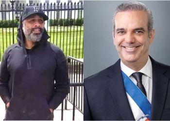 Enrique Figueroa fue acusado este lunes por el FBI de amenazas terroristas después de amenazar en sus redes sociales al presidente Luis Abinader y al Ministro de Educación Roberto Furcal. (Fuente externa).