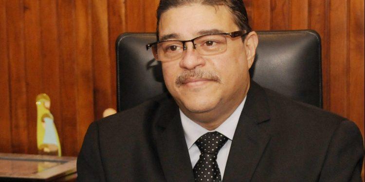 Francisco Camacho, ministro de Deportes y Recreación.