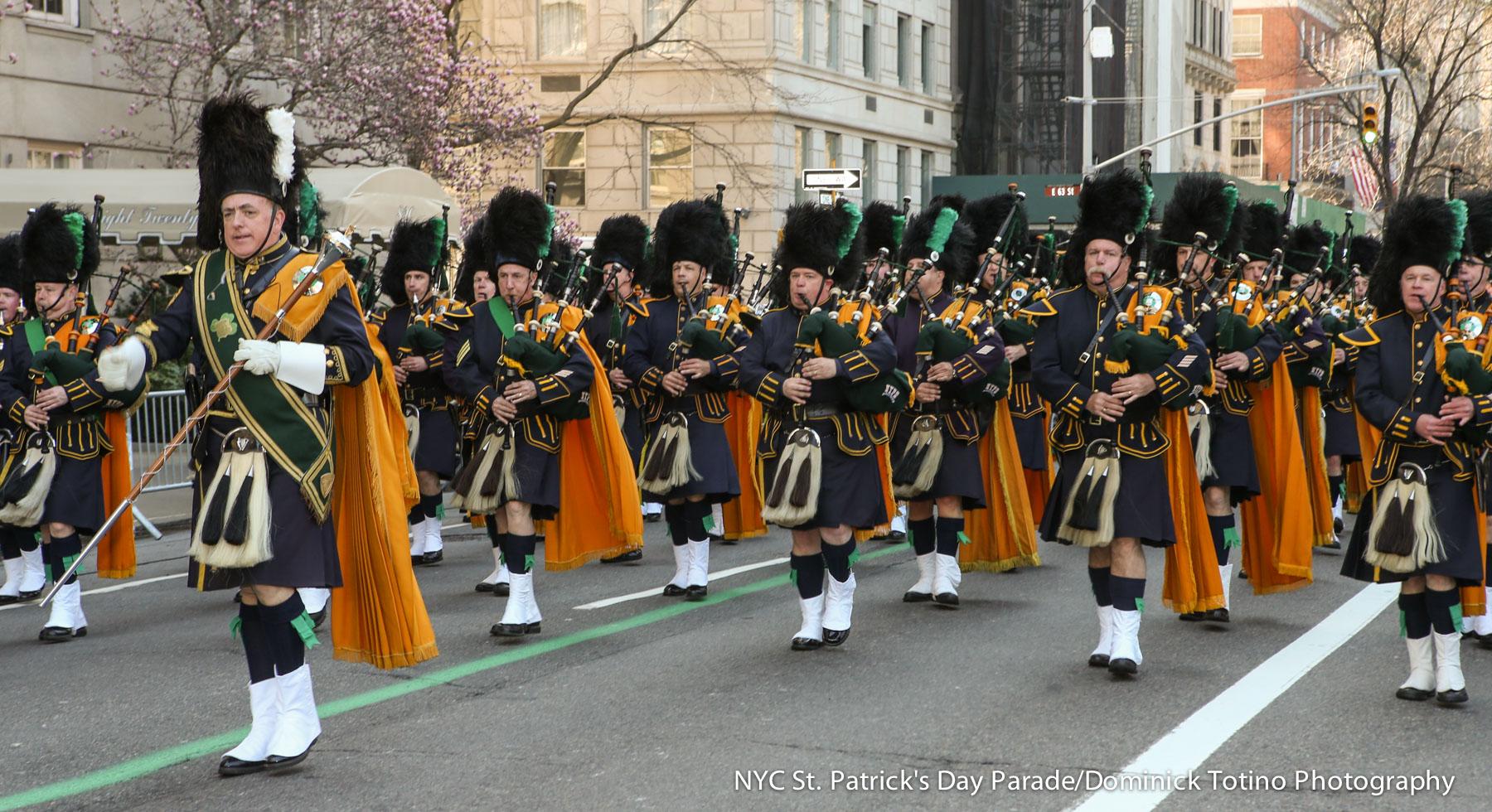 Saint Patrick's Day Parade Installs Grand Marshal And ...