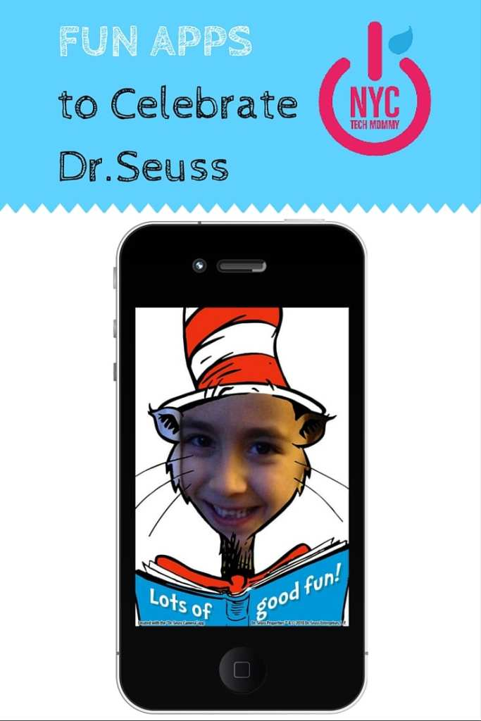 Read Across America is right around the corner! This March 2nd, celebrate Dr.Seuss with these really FUN APPs your kids will love!