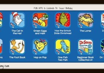 Celebrate Dr. Seuss with these FUN APPs