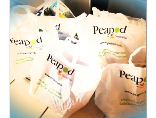 Empty fridge? Peapod delivers