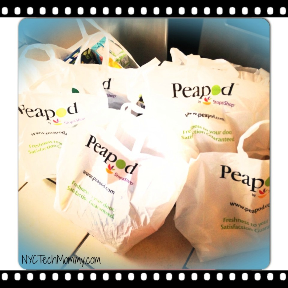 Easy Peasy, Peapod delivers!