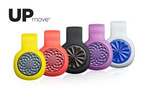 The tech-savvy mom will love getting fit with this cool little gadget! The Jawbone Up Move Activity Tracker makes it FUN to get fit and loose weight.