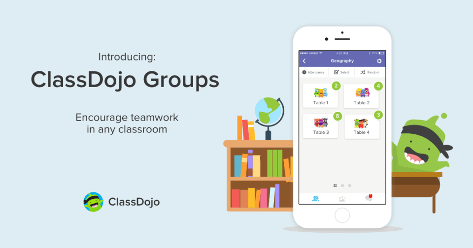 Introducing Class Dojo Groups - Follow the link to my blog to learn more - http://wp.me/p5Jjr7-h2