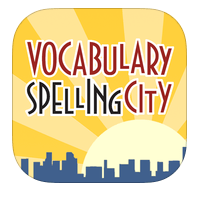 Vocabulary Spelling City https://itunes.apple.com/us/app/spellingcity/id538407602?mt=8