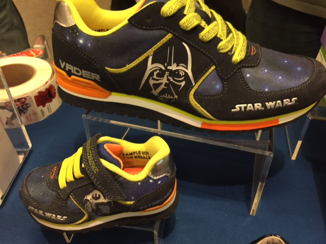 HOT Star Wars themed sneakers by Stride Rite are hitting the shelves this holiday season - Click the link to learn more - http://wp.me/p5Jjr7-pR