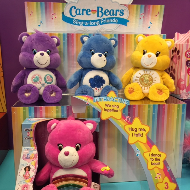 These interactive Care Bears Sing-a-long Friends make great gifts for the holidays - Click the link to learn more -http://wp.me/p5Jjr7-pR