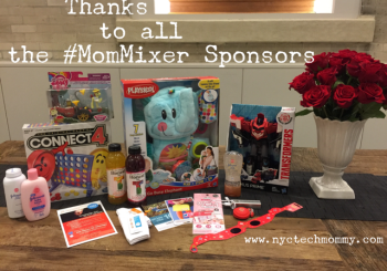Thanks to all the #MomMixer sponsors for a great event - Check out our Family Trip to the Franklin Institute Science Museum in Philly