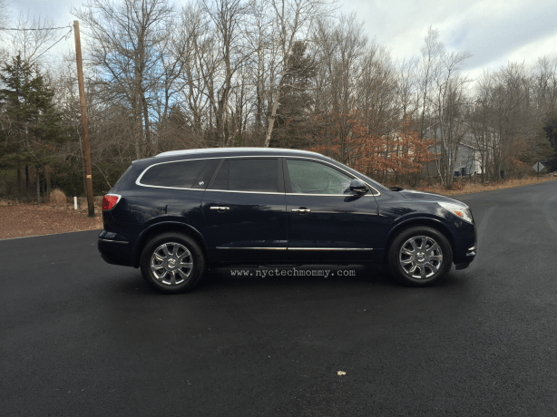 Test Driving the 2016 Buick Enclave - The perfect crossover SUV for a family road trip. The 2016 Buick Enclave makes a great mid-size SUV crossover option for families who want a lot of space and a wealth of luxurious options without paying big luxury price tags.
