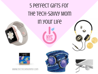 5 Perfect Gifts for the Tech-Savvy Mom