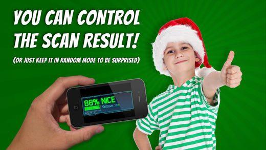 Naughty or Nice Free Scanner App