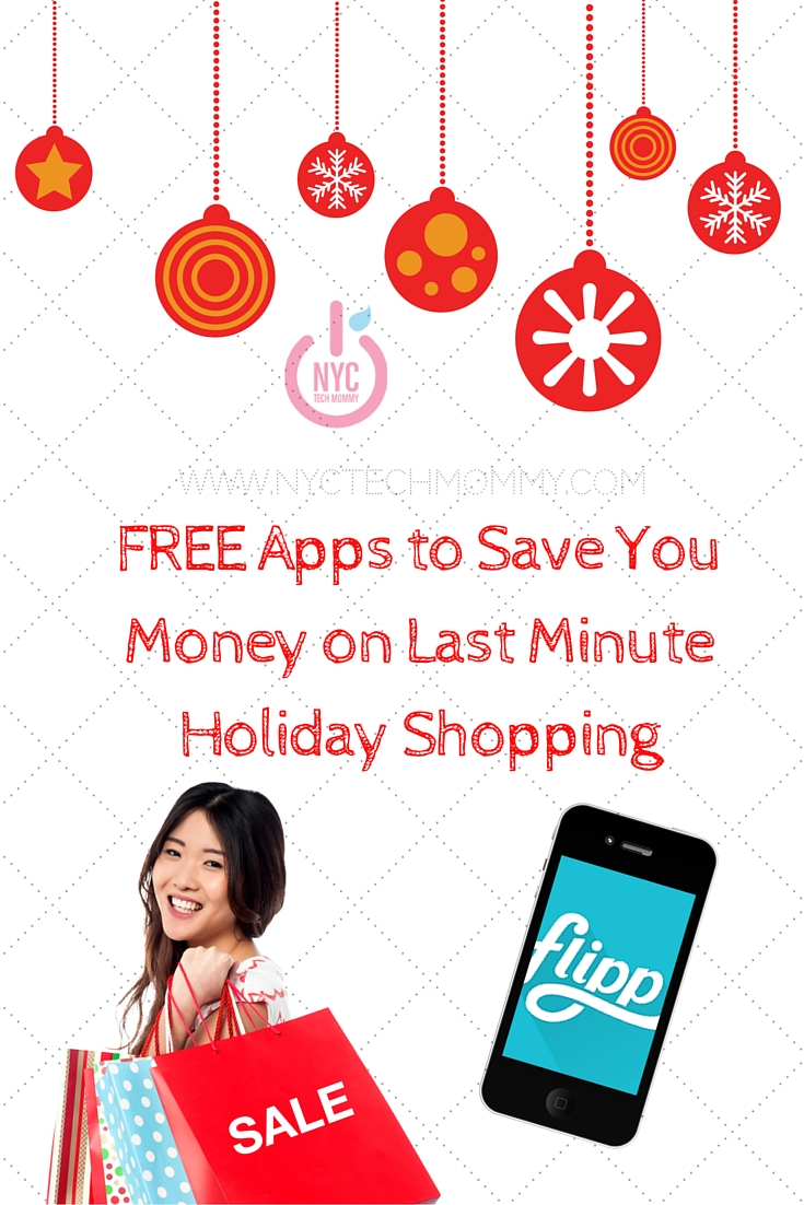 FREE Apps to Save Money on Last Minute Holiday Shopping (1)