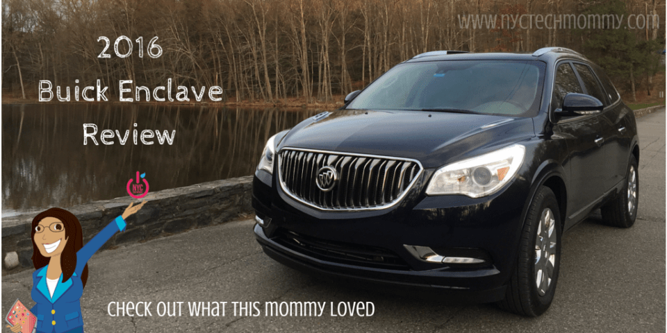2016 Buick Enclave Mommy Review