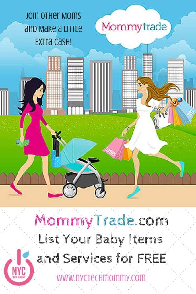 Sell Your Baby Items with MommyTrade