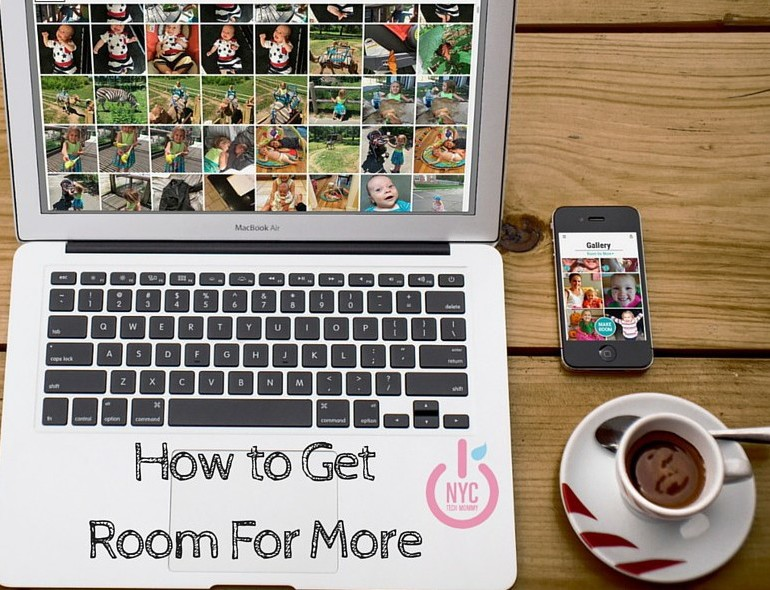 How to Get Room for More Photos on Your Phone