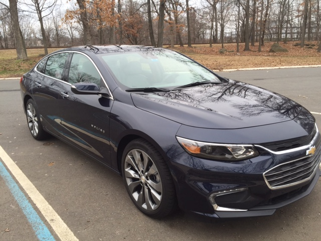 The All-New 2016 Chevy Malibu - styled for beauty and comfort and fully loaded with cutting-edge technology that simplifies your ride and keeps the entire family exceptionally safe! Read my full review for all the details.