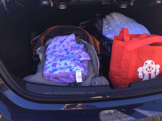 The 2016 Chevy Malibu - a midsize sedan with tons of trunk space. Read my review to learn all about the great features that make this a perfect car for then entire family.