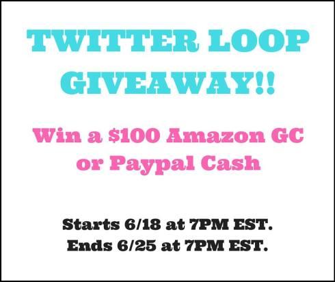 Twitter Loop Giveaway