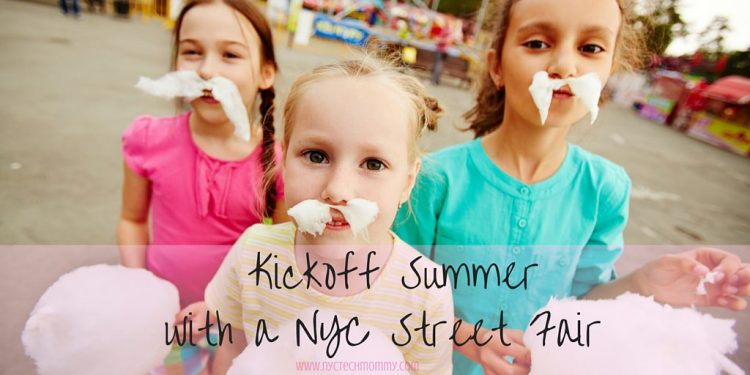 Kickoff Summer with a NYC Street Fair - Sunday May 5th join Adorama for the 6th annual Sunday Family Funday Street Fair in NYC