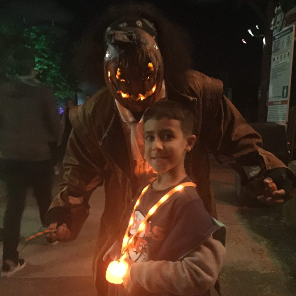 Fun HalloWeekends at Cedar Point with Kids