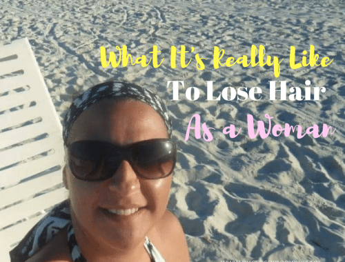 What Its Really Like to Lose Your Hair as a Woman: Almost 56 million Americans deal with hair loss every day and 40% of those people are women. Are you one of them? Follow my PRP Hair Treatment Journey for more hair and get all the details on how #hairloss has affected my life and how #PRPHairRepair has given me new hope. #spon