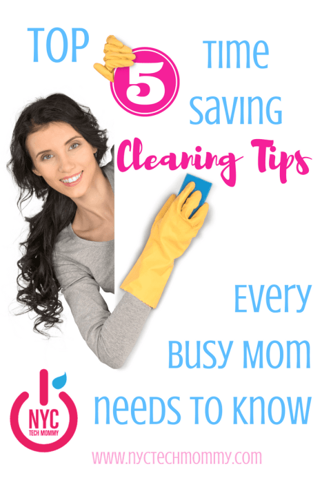 top-five-cleaning-tips