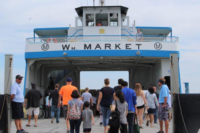 Miller Boat Line Ferry