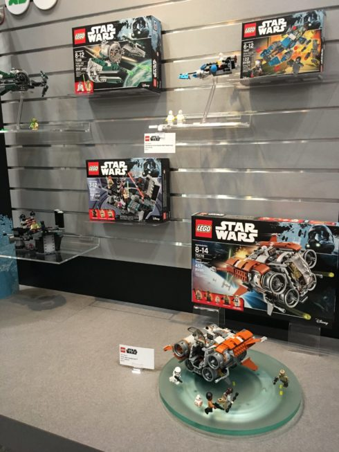 New Cool Toys Unveiled at Toy Fair 2017 - LEGO Star Wars