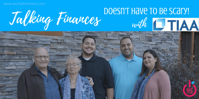 Talking finances with TIAA - plus tips to help you get started! I recently partnered with @TIAA on their Family Money Matters Program and talking money with your family doesn't have to be scary! #ad #FamilyMoneyMatters - http://go.tiaa.org/2mHMMHT