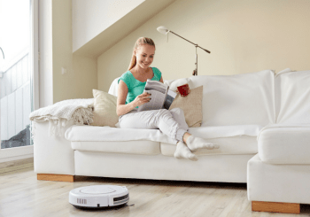 Mind-blowing inventions are created to assist in our daily tasks. Now, Hi-tech cleaning machines like robot vacuums have crept into our homes to help.