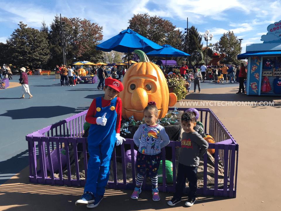 Count's Halloween Spooktacular at Sesame Place