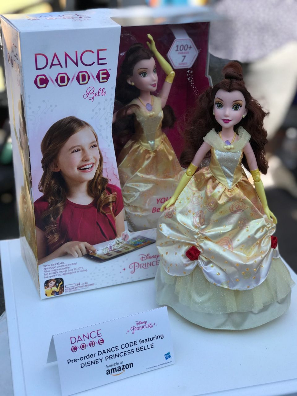 Dance Code Belle - Amazon Exclusive