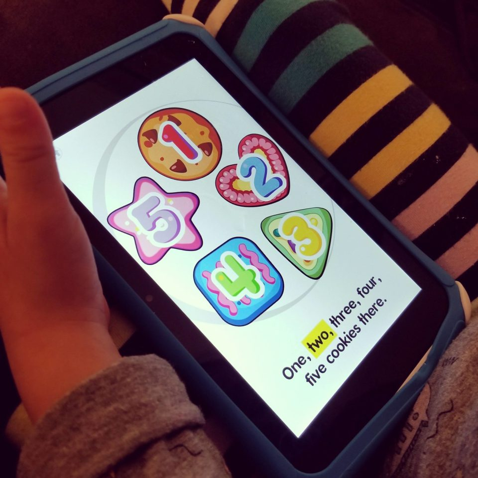Fisher Price Tablet powered by nabi