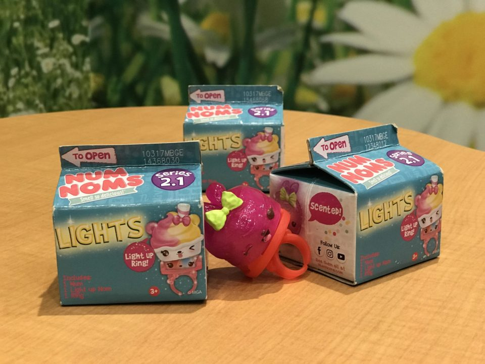 Num Noms Lights make great stocking stuffers