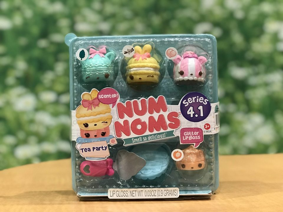 Num Noms Tea Party